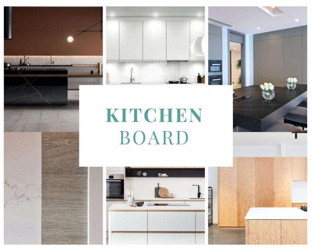 Kitchen Pinterest Board