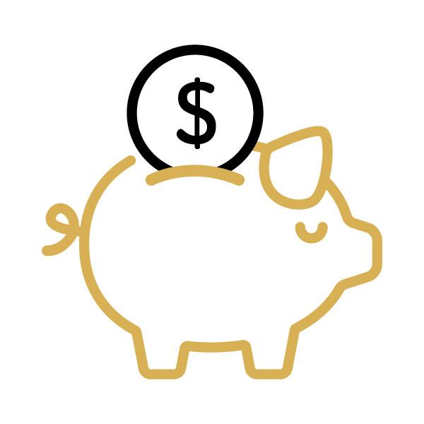 Money-saving benefit