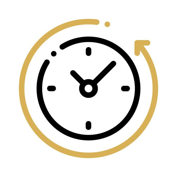 Time-saving benefit