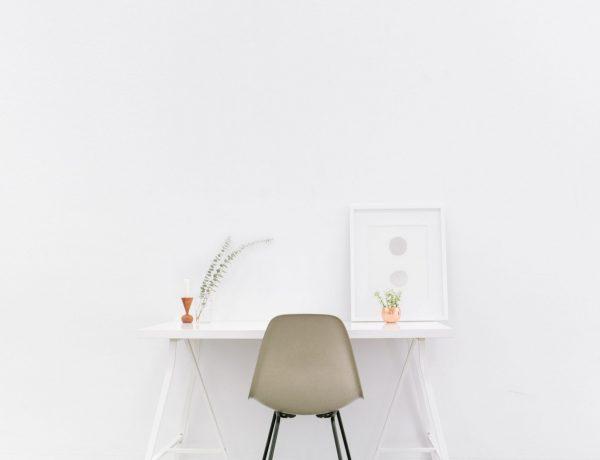 Desk minimal